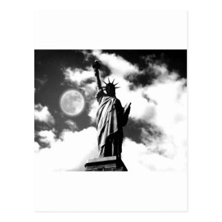 Statue of Liberty New York City Postcard