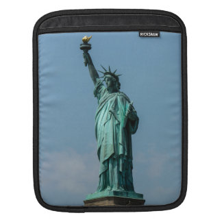 Statue of Liberty, New York City Sleeve For iPads