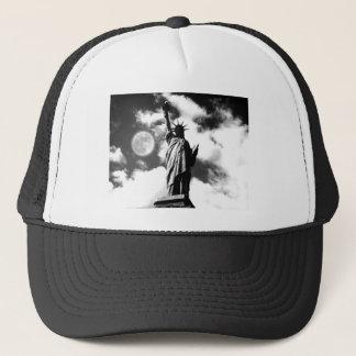 Statue of Liberty New York City Trucker Hat