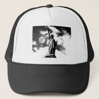 Statue of Liberty New York City Trucker Hat