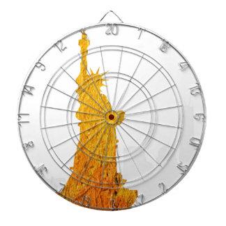 Statue of Liberty, New York Dartboards