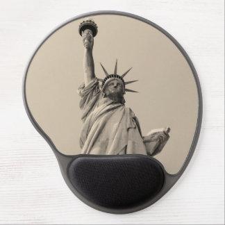 Statue of liberty, New York Gel Mousepad