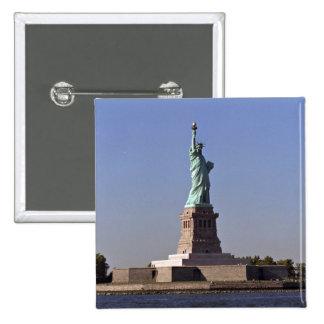 Statue of Liberty, New York Harbor, New York City, Button
