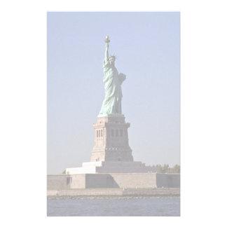 Statue of Liberty, New York Harbor, New York City, Stationery