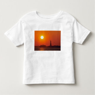 Statue of Liberty, New York Harbor, NY, USA, Toddler T-shirt