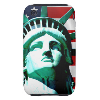 Statue of Liberty, New York iPhone 3 Tough Cover