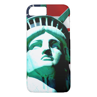 Statue of Liberty, New York iPhone 7 Case
