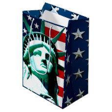 Statue of Liberty, New York Medium Gift Bag