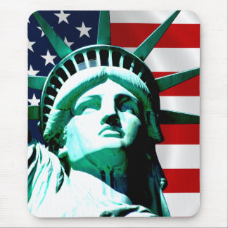 Statue of Liberty, New York Mouse Pad