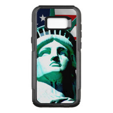 Statue of Liberty, New York, NY OtterBox Commuter Samsung Galaxy S8  Case