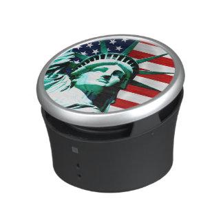 Statue of Liberty, New York Speaker