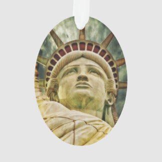 Statue of liberty, New York Ornament