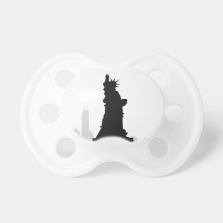 Statue of Liberty & New York Pacifier
