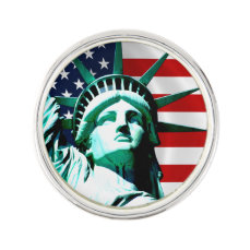 Statue of Liberty, New York Pin