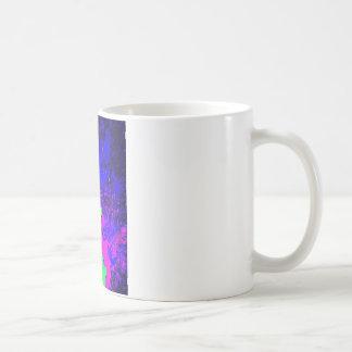Statue of Liberty, New York Splash Painting Coffee Mug
