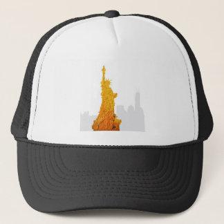 Statue of Liberty, New York Trucker Hat