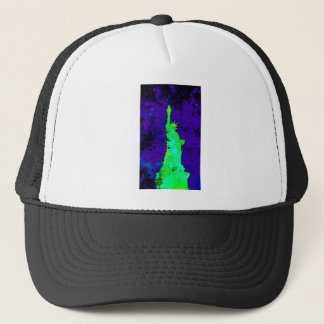 Statue of Liberty,New york Trucker Hat