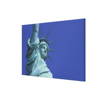 Statue of Liberty, New York, USA 3 Canvas Print