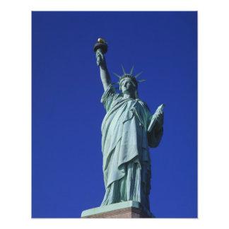 Statue of Liberty, New York, USA 3 Photo Print