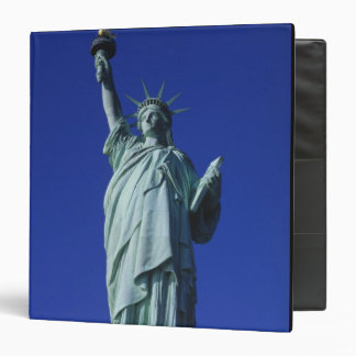 Statue of Liberty, New York, USA 4 3 Ring Binder