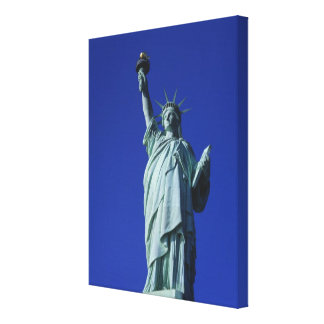 Statue of Liberty, New York, USA 4 Canvas Print