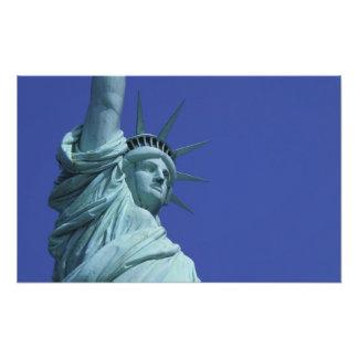 Statue of Liberty, New York, USA 4 Art Photo