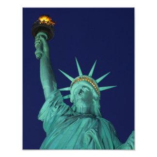Statue of Liberty, New York, USA 5 Photo Print
