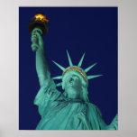 Statue of Liberty, New York, USA 5 Poster