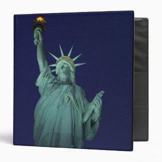 Statue of Liberty, New York, USA 6 Vinyl Binder