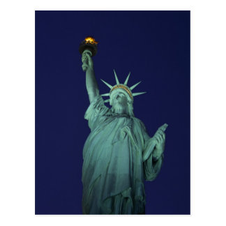 Statue of Liberty, New York, USA 6 Postcard