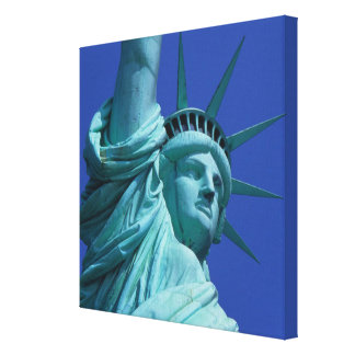 Statue of Liberty, New York, USA 7 Canvas Print