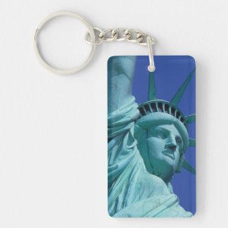 Statue of Liberty, New York, USA 8 Keychain