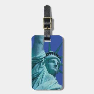 Statue of Liberty, New York, USA 8 Luggage Tag