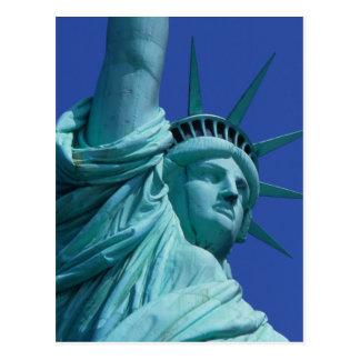 Statue of Liberty, New York, USA 8 Postcard