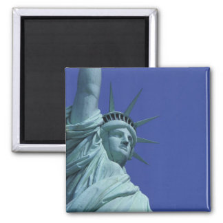 Statue of Liberty, New York, USA 9 2 Inch Square Magnet