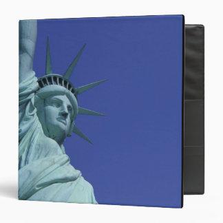 Statue of Liberty, New York, USA 9 3 Ring Binder