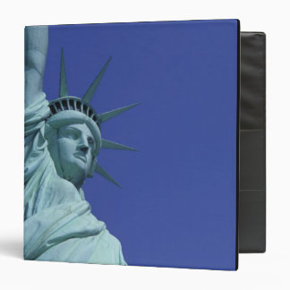 Statue of Liberty, New York, USA 9 3 Ring Binder