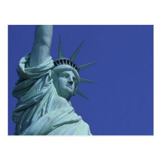 Statue of Liberty, New York, USA 9 Postcard