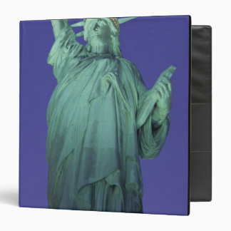 Statue of Liberty, New York, USA Vinyl Binder