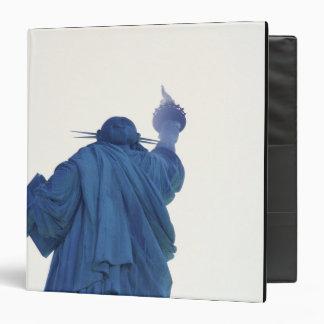 Statue of Liberty, New York, USA RF) Vinyl Binders