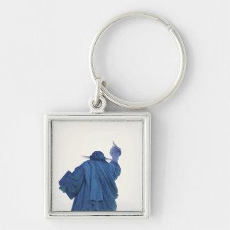 Statue of Liberty, New York, USA RF) Keychain