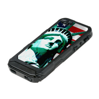 Statue of Liberty, New York Waterproof iPhone SE/5/5s Case