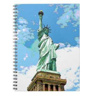 Statue of Liberty Notebook