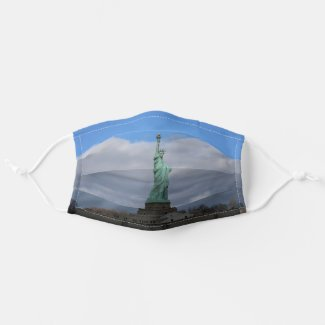 Statue of Liberty NYC Cloth Face Mask