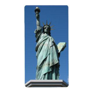 Statue of Liberty, Odaiba, Tokyo, Japan Custom Shipping Label