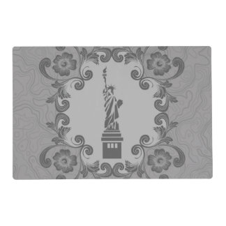 Statue of Liberty Laminated Placemat