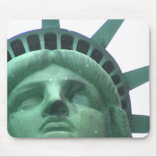 Statue of Liberty Oil Effect Mouse Pad
