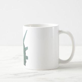 Statue of Liberty Oil Effect Coffee Mug