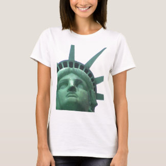 Statue of Liberty Oil Effect T-Shirt