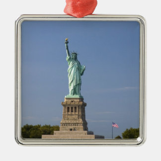Statue of Liberty on Liberty Island in New Ornaments